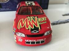 VERY RARE * #50 RICKY CRAVEN * MIDWEST TRANSIT * 2000 MONTE CARLO * ACTION 1:24