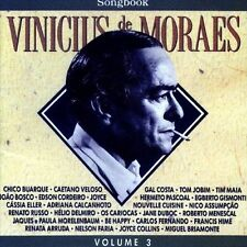 Vinicius De Moraes, Vol. 3 Various Audio CD