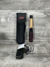 "CHI Escape Professional Cordless curling Iron GF8072 1"" barrel"
