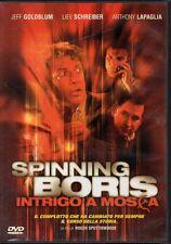 SPINNING BORIS - INTRIGO A MOSCA - DVD (USATO OTTIMO) EDITORIALE