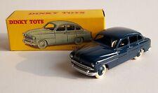 "DeAgostini / Dinky Toys No. 24X, Ford ""Vedette 54"", - Superb Mint."