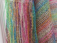 Ladies Coloured Poncho Beachwear/ Festivals Top size 20/22/24