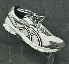 ASICS MEN'S GEL-1160 RUNNING Training Shoes White Silver Black Sz 11.5 ~ T0J3N