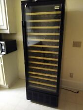 Model Vt200 Wine Enthusiast - Wine Fridge 6ft tall 170bottle cap. great shape!
