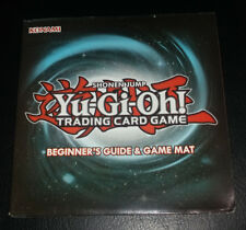 Yu-Gi-Oh Beginners Guide and Mat Lot of 8
