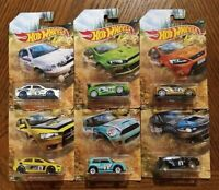 Backroad Rally Complete Set of 6 - Hot Wheels Basic (2019)
