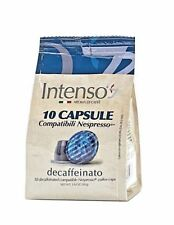 120 Nespresso® Compatible Capsules/Machine Pods [Decaf]
