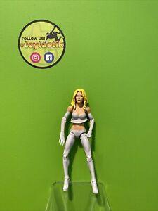 Hasbro Wolverine Marvel Legends Emma Frost 6 Inch Action Figure Loose Puck
