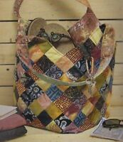 PATTERN - Mondo Bag - quick & easy bag PATTERN - includes fusible interfacing