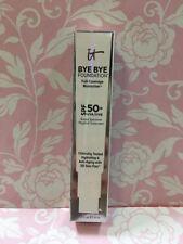 it cosmetics Bye Bye Foundation Full-coverage Moisturizer SPF50- PICK YOUR SHADE
