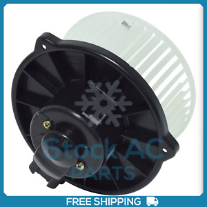New A/C Blower Motor for Mitsubishi Mirage 1997 to 02 / Plymouth Colt 1993 to 94