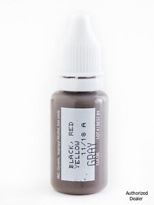 BioTouch Permanent Makeup Micro Pigments Tattoo Color Ink 15ml  MADE IN USA