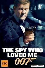 The Spy Who Loved Me (DVD, 2000) REGION 1, Roger Moore, Barbara Bach