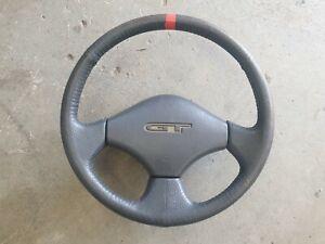 Toyota Starlet Steering Wheel - EP82 MK1 GT Turbo