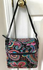 """Vera Bradley Insulated STAY COOLER """"Parisian Paisley"""" Lunch Baby Bottle Bag NWT"""