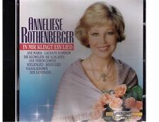 Anneliese Rothenberger - In mir klingt ein Lied - CD-Album 11 Track s