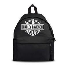 Zaino zainetto Harley Davidson scuola università idea regalo  NON UFFICIALE hd