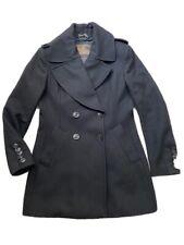 Burberry Prorsum Black Caban Jacket - Size IT46, EU40 UK14