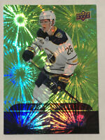 2020-21 Upper Deck Series 1 One Rasmus Dahlin Green Parallel Dazzlers DZ-6