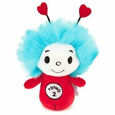 """Hallmark ~ Itty Bittys ~ Dr Seuss ~ """"Thing 2"""" ~ Limited Edition ~ NWT"""