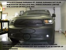 Lebra Front End Mask Cover Bra Fits 2014-2020 Dodge Durango SXT