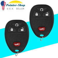 2 For Chevy Uplander Pontiac Montana 2005 2006 2007 2008 2009 Keyless Remote Key
