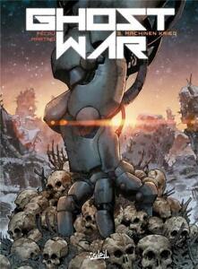 BD - GHOST WAR, TOME 3 > MACHINEN KRIEG / PECAU, MARTINO, EO SOLEIL
