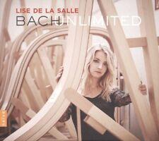 LISE DE LA SALLE - BACH UNLIMITED    CD NEU