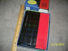 God's Word for Students Prism Red (2006, Imitation Leather) With Original Box