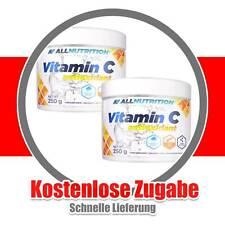 AllNutrition - Vitamin C Antioxidant - 2 x 250g Dose - Mineralstoffe, Vitamin B2