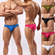 New Men's Comfortable Hot Sexy Mini Bikini Briefs Underwear Swimwear Shorts P35