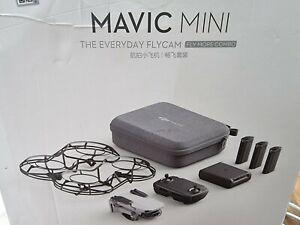 DJI Mavic Mini Fly More Combo Camera Drone with EXTRAS included