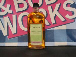 1 Bath Body Works Aromatherapy SANDALWOOD ROSE WASH & FOAM BATH Essential Oils