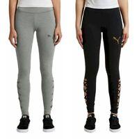 Puma Women's Lace Up Leggings Choose Size & Color -H