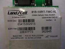 Cdm-819S-Tmc-1C, CalAmp, Phone-Cellular, Transceiver, Cdma, Brand New!