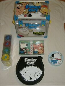 Family Guy - Freakin Party Pack - Complete Collection - VGC - Region 4 - DVD