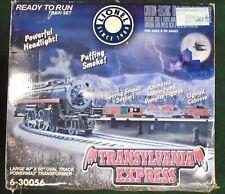 L#4 Lionel O Gauge Transylvania Halloween Train Set 6-30056
