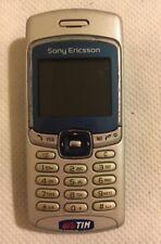 Telefono Cellulare Sony Ericson T230 Per Pezzi Di Ricambio