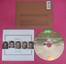 CD BOYZONE Where we belong 1998 POLYGRAM 557 557-2 no lp mc dvd (CS25)