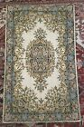 """KASHMIR CHAIN STICH TAPESTRY / RUG - 57"""" BY 35"""""""