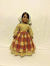 handmade doll clothes to fit American girl dolls ( Gingerbread Witch  Costume)