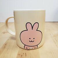 Kakao Friends Scappy Ceramic Coffee Mug Tea Cup Pink Niniz 12oz