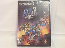 S;y 3: Honor Among Thieves - Playstation PS2 - Sealed - New