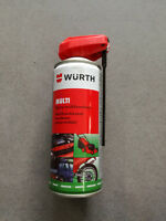 Spray lubrifiant multifonction 400 ml WURTH MULTI MOTO QUAD CROSS