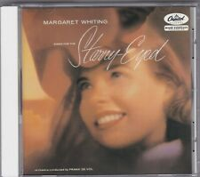 Margaret Whiting  - Sings For The Starry-eyed - CD (TOCJ-5989 Capitol Japan)