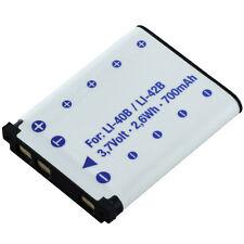 2x patonas para batería LCD cargador para Fujifilm finepix xp120 xp130//np-45 a b s