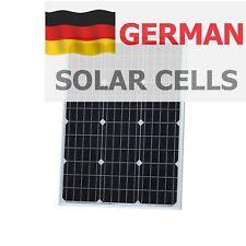 60W solar pv panel for motorhome, caravan, boat, off-grid, solar lighting system