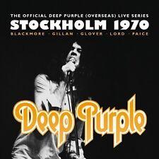 Deep Purple - Stockholm 1970 [New Vinyl] UK - Import