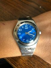 nueva especiales rebajas(mk) gran descuento Relojes de pulsera Swatch acero inoxidable   Compra online ...