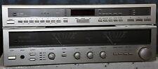 Dual CV 1460/CT 1460 legendäre Stereo Verstärker & Tuner voll funktionsfähig!